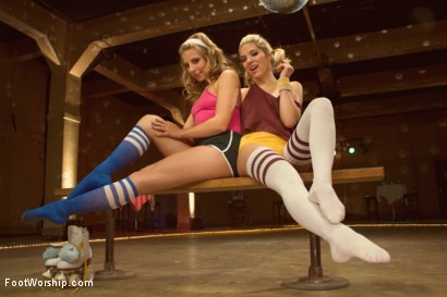 Photo number 1 from Dirty Socks and Roller Skates featuring Chastity Lynn and Lia Lor shot for Foot Worship on Kink.com. Featuring Lia Lor, Mark Wood and Chastity Lynn in hardcore BDSM & Fetish porn.