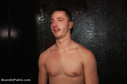 Photo number 15 from A stud wants to be a whore in a sex shop. shot for Bound in Public on Kink.com. Featuring Travis Irons in hardcore BDSM & Fetish porn.