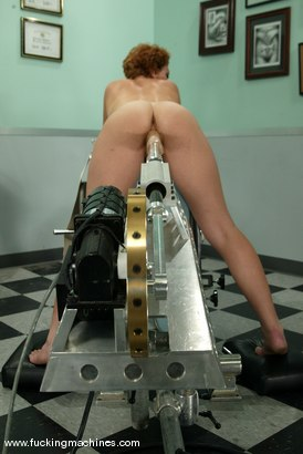 Photo number 7 from Cami shot for Fucking Machines on Kink.com. Featuring Cami in hardcore BDSM & Fetish porn.