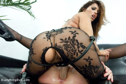 Photo number 10 from Anal Interview with Hot Milf Simone Sonay shot for Everything Butt on Kink.com. Featuring Mark Davis, Simone Sonay and Francesca Le in hardcore BDSM & Fetish porn.