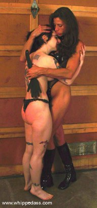 Photo number 12 from Kym Wilde and Kathleen shot for Whipped Ass on Kink.com. Featuring Kym Wilde and Kathleen in hardcore BDSM & Fetish porn.