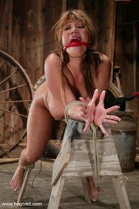 Photo number 7 from Ava Devine shot for Hogtied on Kink.com. Featuring Ava Devine in hardcore BDSM & Fetish porn.