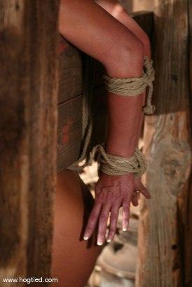 Photo number 5 from Ava Devine shot for Hogtied on Kink.com. Featuring Ava Devine in hardcore BDSM & Fetish porn.