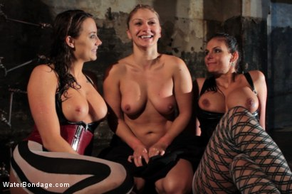Photo number 10 from Part 2: Wet Stalkings shot for Water Bondage on Kink.com. Featuring Phoenix Marie, Chanel Preston, Lea Lexis and Bobbi Starr in hardcore BDSM & Fetish porn.