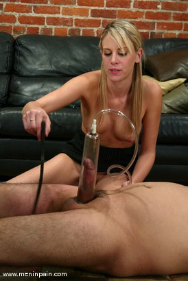 Photo number 3 from Audrey Leigh and Maximus shot for Men In Pain on Kink.com. Featuring Maximus and Audrey Leigh in hardcore BDSM & Fetish porn.