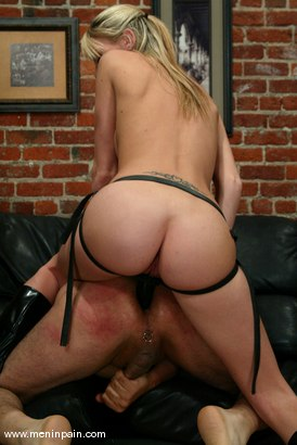 Photo number 12 from Audrey Leigh and Maximus shot for Men In Pain on Kink.com. Featuring Maximus and Audrey Leigh in hardcore BDSM & Fetish porn.