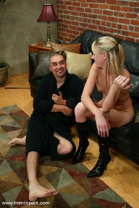 Photo number 15 from Audrey Leigh and Maximus shot for Men In Pain on Kink.com. Featuring Maximus and Audrey Leigh in hardcore BDSM & Fetish porn.