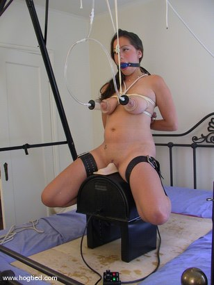 Photo number 10 from Butter shot for Hogtied on Kink.com. Featuring Butter in hardcore BDSM & Fetish porn.