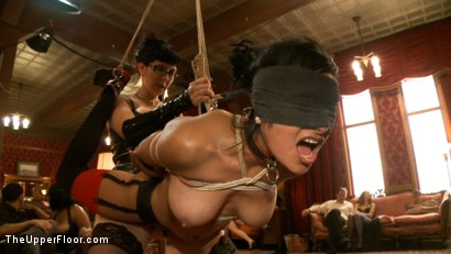 Photo number 15 from Stefanos' Brunch shot for The Upper Floor on Kink.com. Featuring Beretta James and Maestro Stefanos in hardcore BDSM & Fetish porn.
