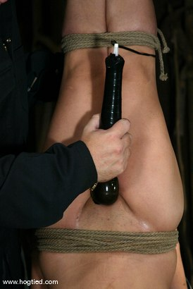 Photo number 5 from Jenya shot for Hogtied on Kink.com. Featuring Jenya in hardcore BDSM & Fetish porn.
