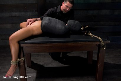 Photo number 8 from Training Adrianna Luna - Day 3 shot for The Training Of O on Kink.com. Featuring Adrianna Luna in hardcore BDSM & Fetish porn.