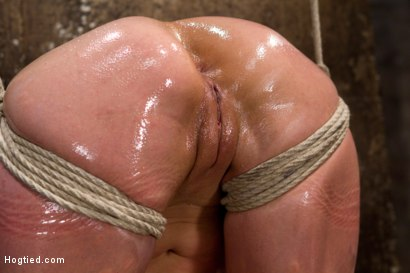 Photo number 11 from Amber Rayne Live Show Part 3 - Bent and Fisted shot for Hogtied on Kink.com. Featuring Amber Rayne in hardcore BDSM & Fetish porn.