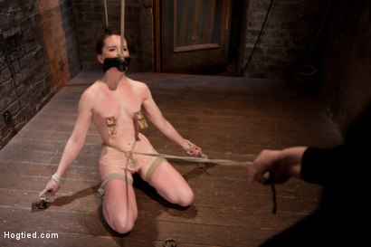 Photo number 5 from AnnaBelle Lee - Red Headed Slut - Live Show Part 1 shot for Hogtied on Kink.com. Featuring AnnaBelle Lee in hardcore BDSM & Fetish porn.
