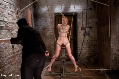 Photo number 13 from AnnaBelle Lee - Red Headed Slut - Live Show Part 3 shot for Hogtied on Kink.com. Featuring AnnaBelle Lee in hardcore BDSM & Fetish porn.