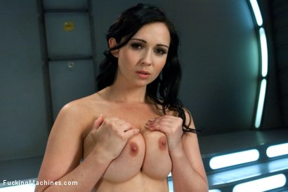 Photo number 1 from Orgasms so strong, She CRIES: Viva Angell Summers and Her Thick Booty   shot for Fucking Machines on Kink.com. Featuring Angell Summers in hardcore BDSM & Fetish porn.