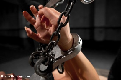 Photo number 14 from Amber Rayne Returns to Device Bondage shot for Device Bondage on Kink.com. Featuring Amber Rayne in hardcore BDSM & Fetish porn.