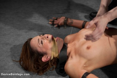 Photo number 6 from Amber Rayne Returns to Device Bondage shot for Device Bondage on Kink.com. Featuring Amber Rayne in hardcore BDSM & Fetish porn.