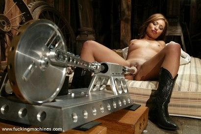 Photo number 2 from Jasmine Byrne shot for Fucking Machines on Kink.com. Featuring Jasmine Byrne in hardcore BDSM & Fetish porn.