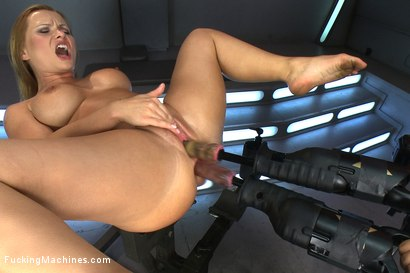 Photo number 7 from IN HER ASS: Katja Kassin Returns to the MACHINES shot for Fucking Machines on Kink.com. Featuring Katja Kassin in hardcore BDSM & Fetish porn.