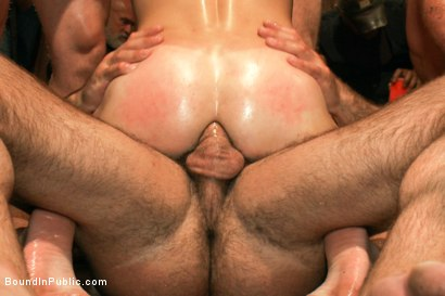 Photo number 7 from Jake Steel - beaten and thrown in an oily orgy. shot for Bound in Public on Kink.com. Featuring Spencer Reed, Jake Steel and Cole Streets in hardcore BDSM & Fetish porn.