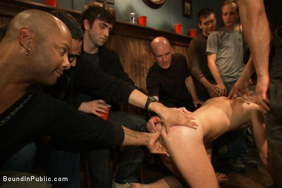 Photo number 10 from Jake Steel - beaten and thrown in an oily orgy. shot for Bound in Public on Kink.com. Featuring Spencer Reed, Jake Steel and Cole Streets in hardcore BDSM & Fetish porn.