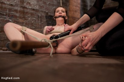 Photo number 10 from AnnaBelle Lee - Red Headed Slut - Live Show Part 4 shot for Hogtied on Kink.com. Featuring AnnaBelle Lee in hardcore BDSM & Fetish porn.