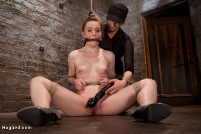 Photo number 11 from AnnaBelle Lee - Red Headed Slut - Live Show Part 4 shot for Hogtied on Kink.com. Featuring AnnaBelle Lee in hardcore BDSM & Fetish porn.