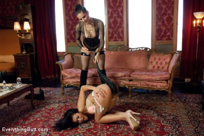 Photo number 1 from Fisting Fury For Jayden Lee shot for Everything Butt on Kink.com. Featuring Bobbi Starr and Jayden Lee in hardcore BDSM & Fetish porn.