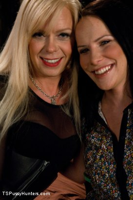 Photo number 15 from Joanna Jet Takes A Slave Girl shot for TS Pussy Hunters on Kink.com. Featuring Joanna Jet and Katie St. Ives in hardcore BDSM & Fetish porn.