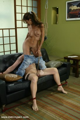 Photo number 7 from shy love and Patrick shot for Men In Pain on Kink.com. Featuring shy love and Patrick in hardcore BDSM & Fetish porn.