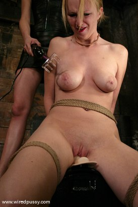 Photo number 12 from Jacqueline Summers shot for Wired Pussy on Kink.com. Featuring Jacqueline Summers in hardcore BDSM & Fetish porn.