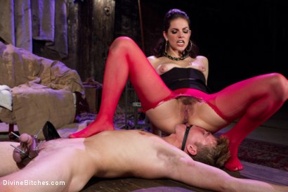 Photo number 7 from Starr Treatment shot for Divine Bitches on Kink.com. Featuring Bobbi Starr and Cole Brooks in hardcore BDSM & Fetish porn.
