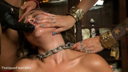 Photo number 16 from Poor Little Porn Princess shot for The Upper Floor on Kink.com. Featuring Beretta James, Kristina Rose, Krysta Kaos, Dylan Ryan, Jack Hammer, The Pope and Maestro Stefanos in hardcore BDSM & Fetish porn.