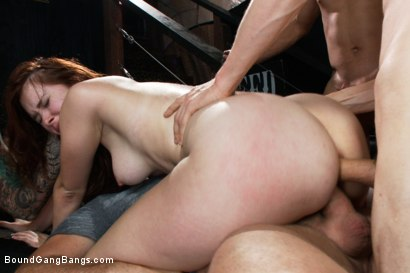 Photo number 13 from Road Trippin' - Featuring Melody Jordan's First GangBang shot for Bound Gang Bangs on Kink.com. Featuring Melody Jordan, Mr. Pete, Mark Davis, Owen Gray, Astral Dust and Rob Blu in hardcore BDSM & Fetish porn.
