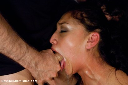 Photo number 5 from Vicki's Submission shot for Sex And Submission on Kink.com. Featuring James Deen and Vicki Chase in hardcore BDSM & Fetish porn.