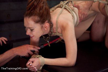 Photo number 12 from Testing Melody Jordan-Live Shoot shot for The Training Of O on Kink.com. Featuring Melody Jordan and Maestro in hardcore BDSM & Fetish porn.