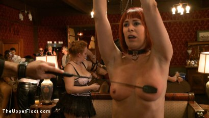 Photo number 5 from Stefanos' Brunch shot for The Upper Floor on Kink.com. Featuring Odile, Dylan Ryan and Krysta Kaos in hardcore BDSM & Fetish porn.
