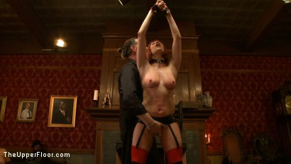Photo number 6 from Stefanos' Brunch shot for The Upper Floor on Kink.com. Featuring Odile, Dylan Ryan and Krysta Kaos in hardcore BDSM & Fetish porn.