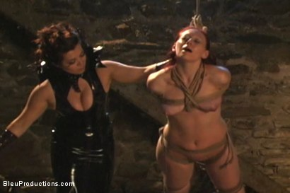 Photo number 8 from Mask of Innocence shot for Bleu Films on Kink.com. Featuring Zille and Midori in hardcore BDSM & Fetish porn.