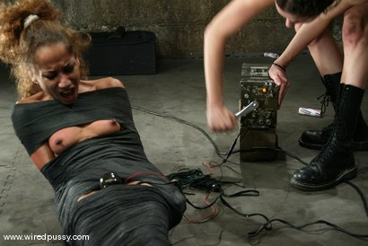 Photo number 8 from Mya Mason shot for Wired Pussy on Kink.com. Featuring Mya Mason in hardcore BDSM & Fetish porn.