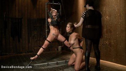 Photo number 14 from Chastity Lynn - Cum Begging Cunt - Live Show Part 4 shot for Device Bondage on Kink.com. Featuring Chastity Lynn in hardcore BDSM & Fetish porn.
