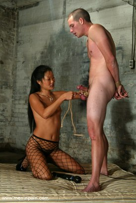 Photo number 9 from Lucy Lee and Jason Bays shot for Men In Pain on Kink.com. Featuring Lucy Lee and Jason Bays in hardcore BDSM & Fetish porn.