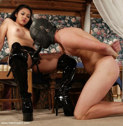 Photo number 4 from Mika Tan and sailor shot for Men In Pain on Kink.com. Featuring Mika Tan and sailor in hardcore BDSM & Fetish porn.