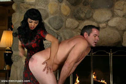 Photo number 2 from Mika Tan and Frank Stone shot for Men In Pain on Kink.com. Featuring Mika Tan and Frank Stone in hardcore BDSM & Fetish porn.