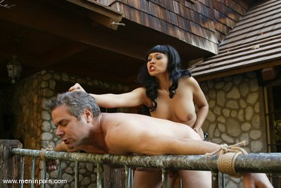 Photo number 9 from Mika Tan and Frank Stone shot for Men In Pain on Kink.com. Featuring Mika Tan and Frank Stone in hardcore BDSM & Fetish porn.