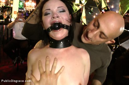 Photo number 1 from Princess Donna's Favorite Russian Babe gets Ass Fisted and Fucked in Public shot for Public Disgrace on Kink.com. Featuring Omar Galanti and Rita in hardcore BDSM & Fetish porn.