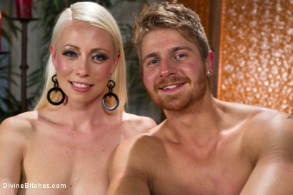 Photo number 10 from Small Penis Punishment shot for Divine Bitches on Kink.com. Featuring Logan Vaughn and Lorelei Lee in hardcore BDSM & Fetish porn.