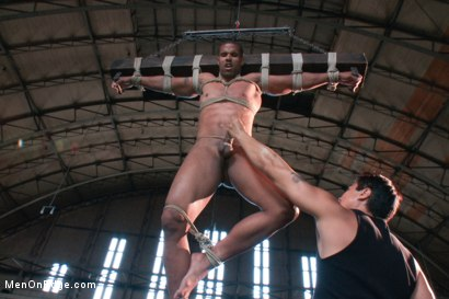 Photo number 9 from Robert Axel - Straight Muscle God shot for Men On Edge on Kink.com. Featuring Robert Axel in hardcore BDSM & Fetish porn.
