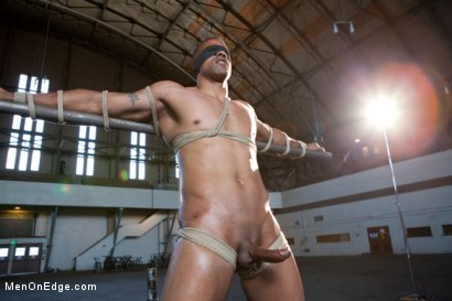 Photo number 6 from Robert Axel - Straight Muscle God shot for Men On Edge on Kink.com. Featuring Robert Axel in hardcore BDSM & Fetish porn.