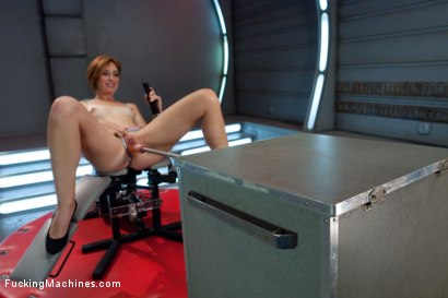 Photo number 5 from A REAL Amateur Girl: From Underwear to Machines shot for Fucking Machines on Kink.com. Featuring Jodi Taylor in hardcore BDSM & Fetish porn.
